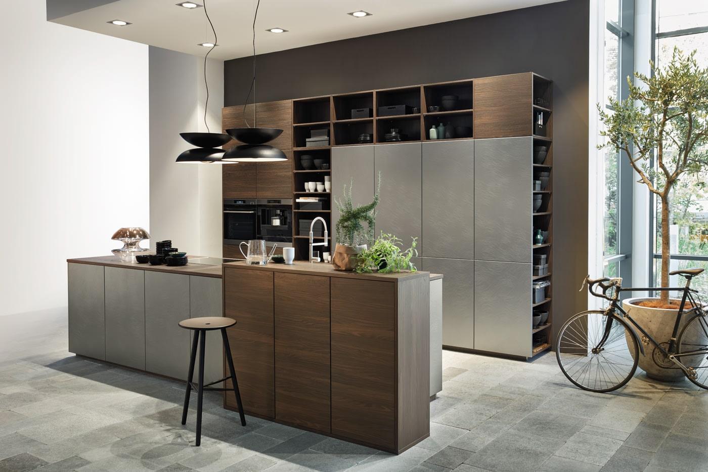 Keuken op maat met aantrekkelijk design