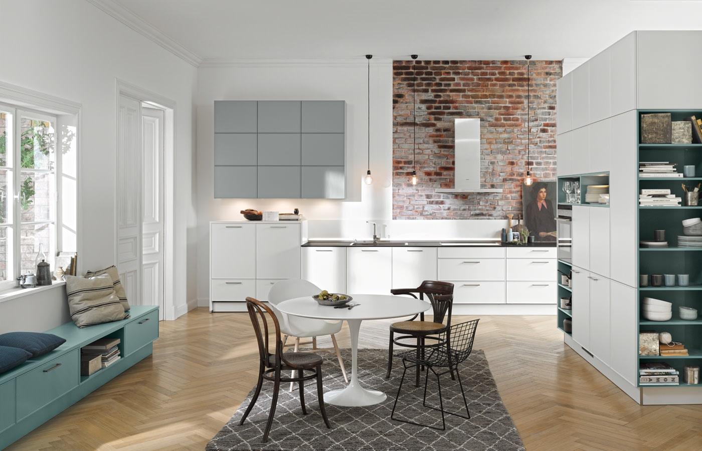 Keuken op maat met ruimte