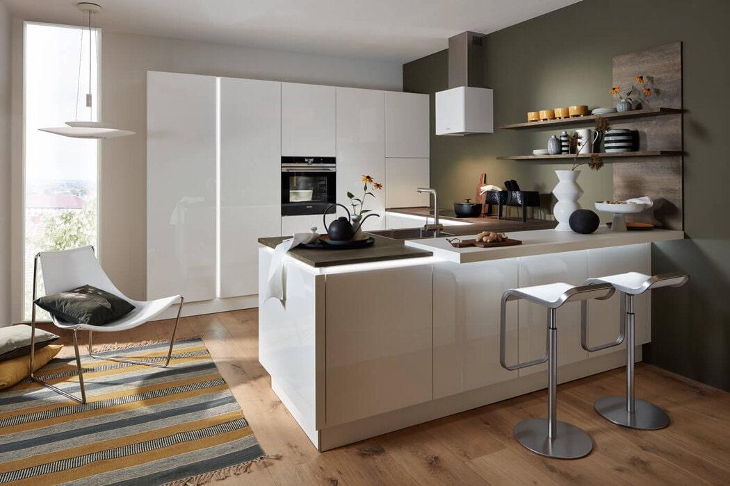 Moderne keukens hedendaagse keukens